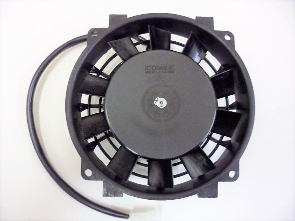 Small Cooling Fans : Revotec motorcycle small engine v blowing radiator
